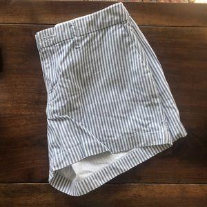 Old Navy Shorts - Old Navy Pinstriped Shorts